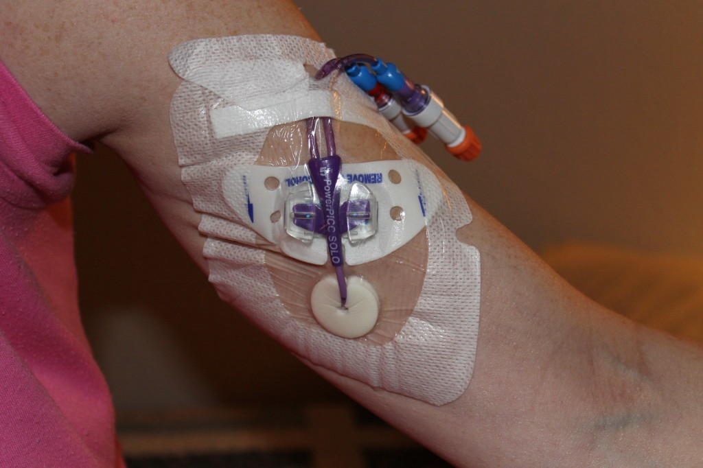 What Is A Picc Line Infusion Solutions Inc